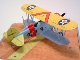 Boeing F4B4 Build-16