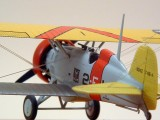 Boeing F4B4 Build-25