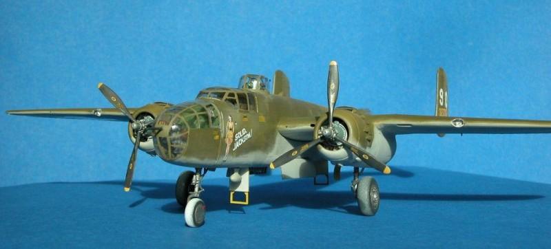 B-25 Solid Jackson 049
