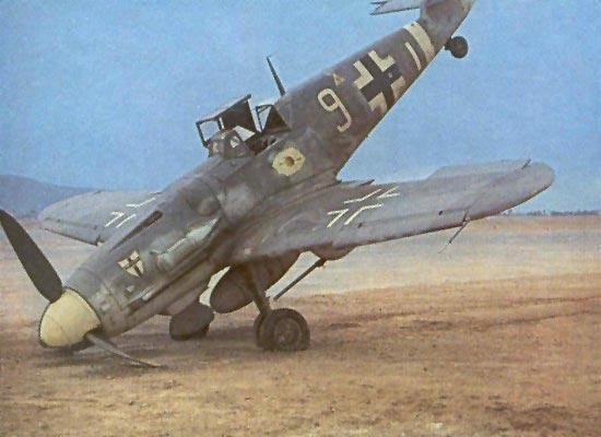 Bf109G-6.7JG27