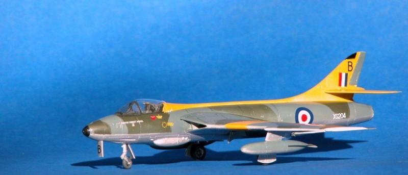 New Years Hawker Hunter F.6 2010 009