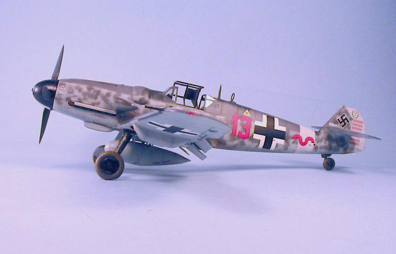 Attack Of The 109s Pt 6 1 32 Bf 109g 6 Imodeler