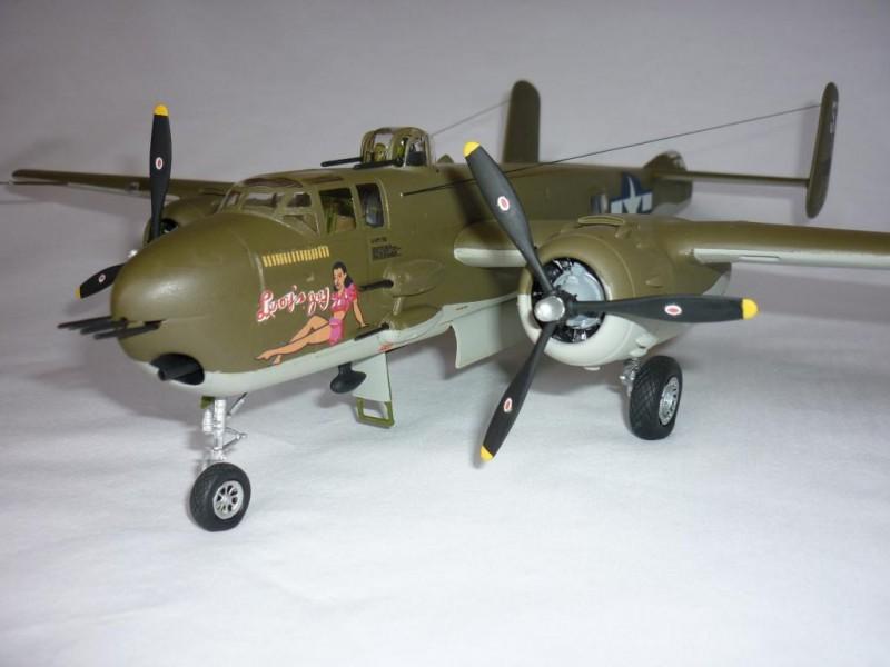 B-25H etc 001