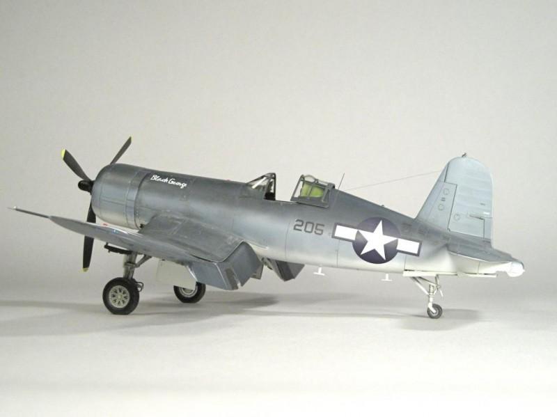 DH F4U-2 Port Aft 008A