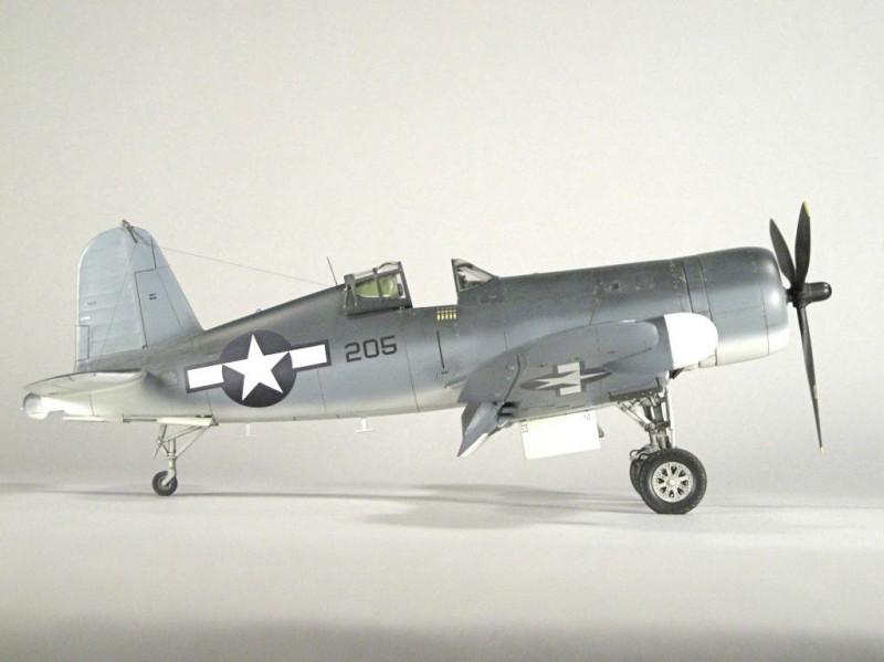 DH F4U-2 Stbd 004A