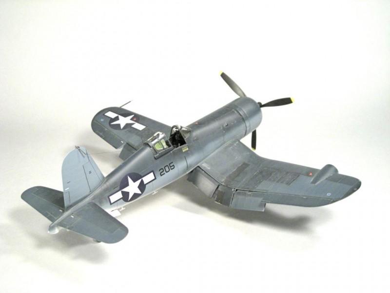 DH F4U-2 Stbd Aft 003A