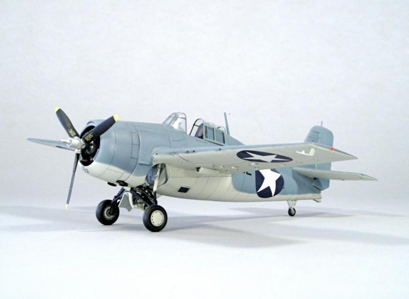 DH F4F-4 002A