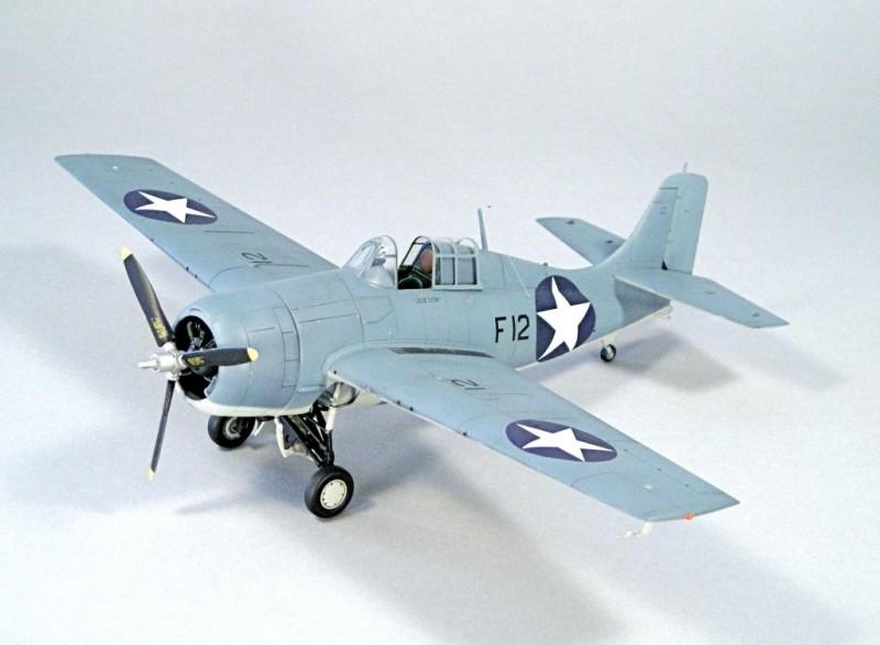 DH F4F-4 003A