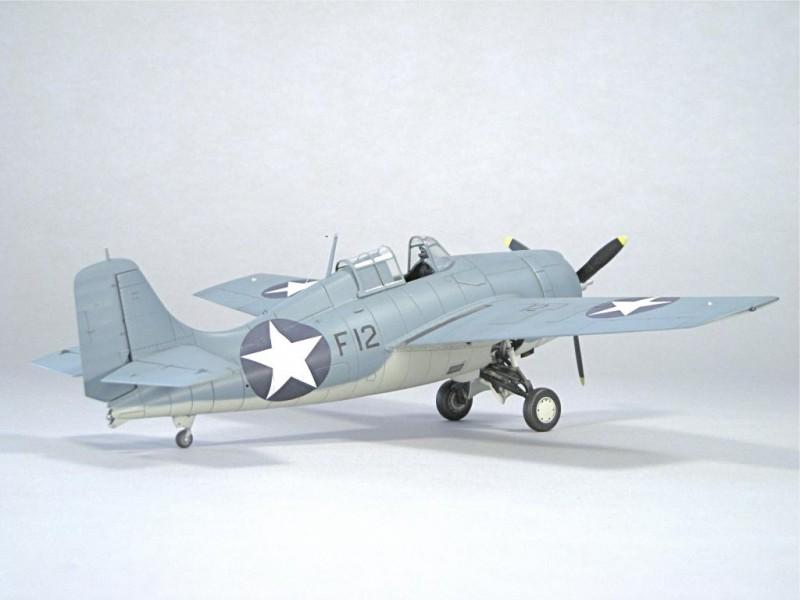 DH F4F-4 523A