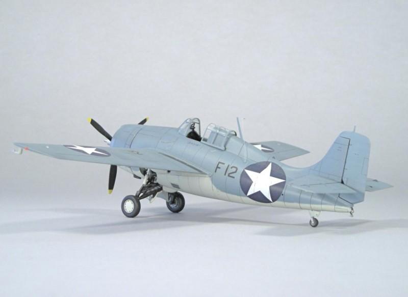 DH F4F-4 537A