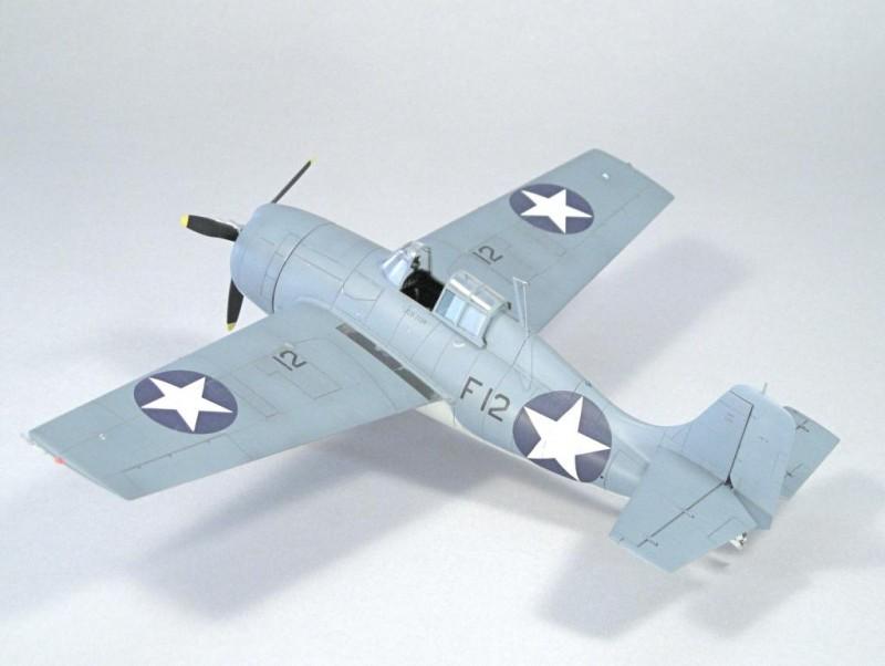 DH F4F-4 543A