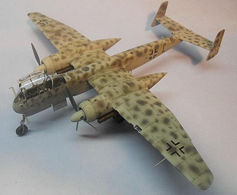 He-219A-7 Port Upper
