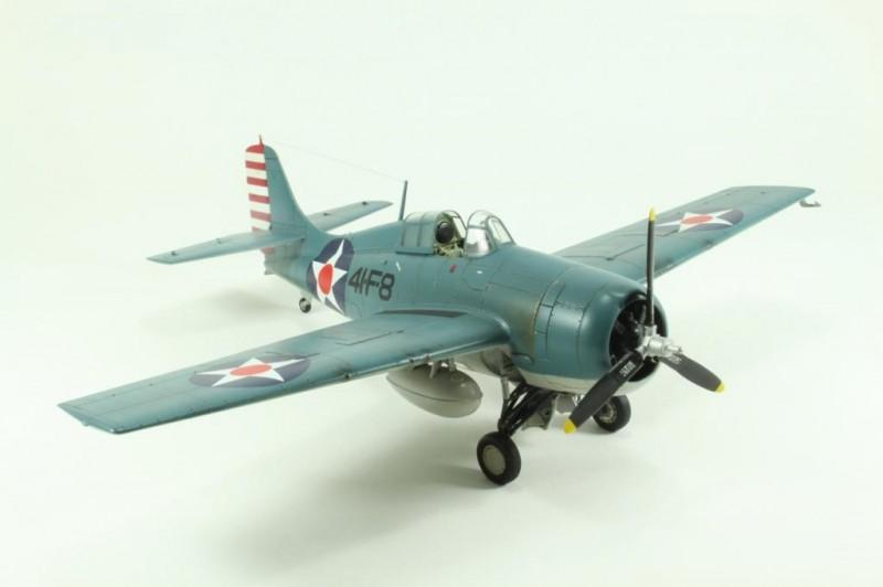 Marek's Tamiya 1:48 Grumman F4F-4 Wildcat_001