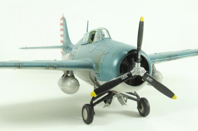 Marek's Tamiya 1:48 Grumman F4F-4 Wildcat_003