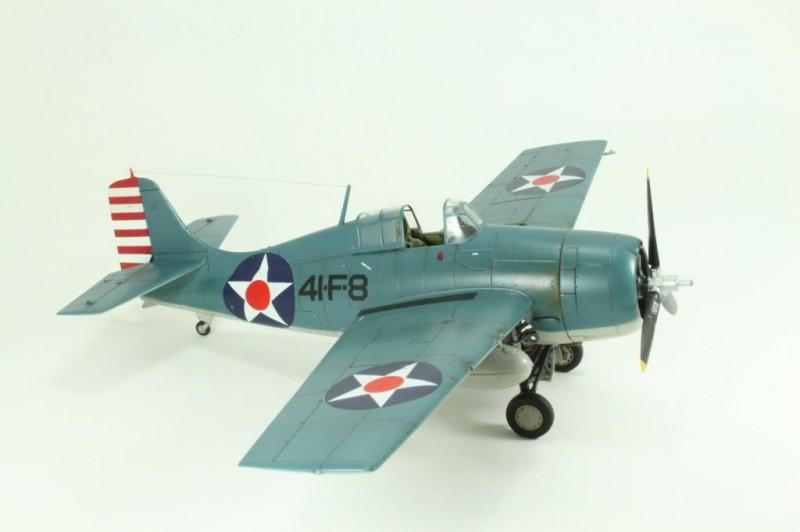 Marek's Tamiya 1:48 Grumman F4F-4 Wildcat_004