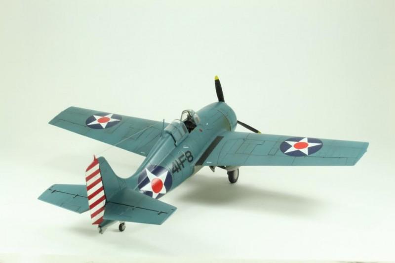 Marek's Tamiya 1:48 Grumman F4F-4 Wildcat_006