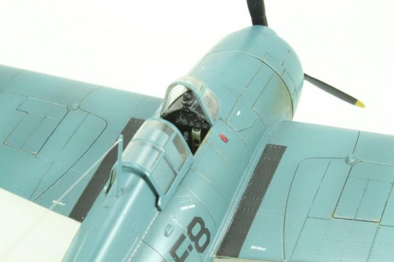 Marek's Tamiya 1:48 Grumman F4F-4 Wildcat_007