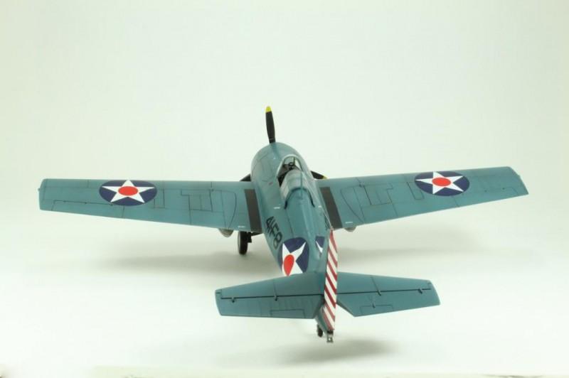 Marek's Tamiya 1:48 Grumman F4F-4 Wildcat_008