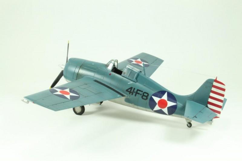 Marek's Tamiya 1:48 Grumman F4F-4 Wildcat_009
