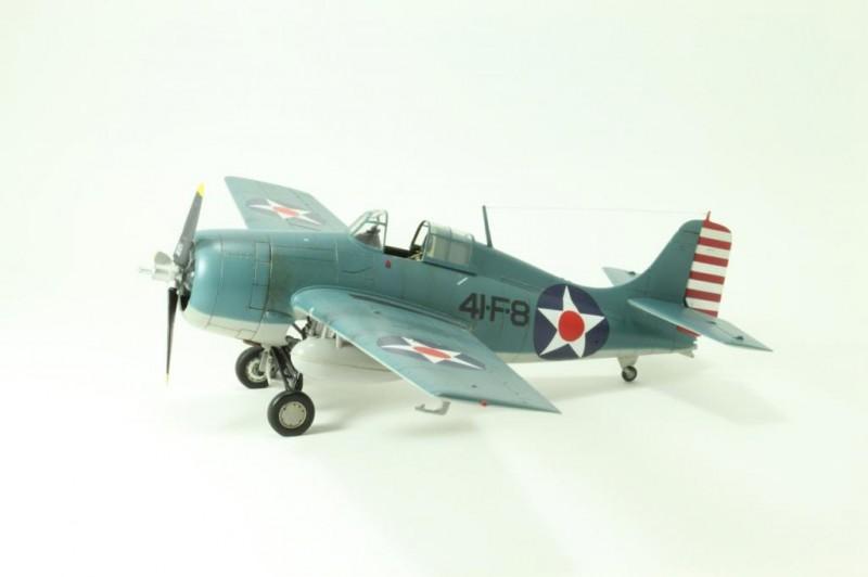 Marek's Tamiya 1:48 Grumman F4F-4 Wildcat_010