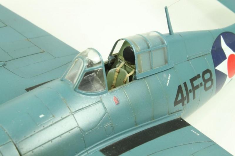 Marek's Tamiya 1:48 Grumman F4F-4 Wildcat_012