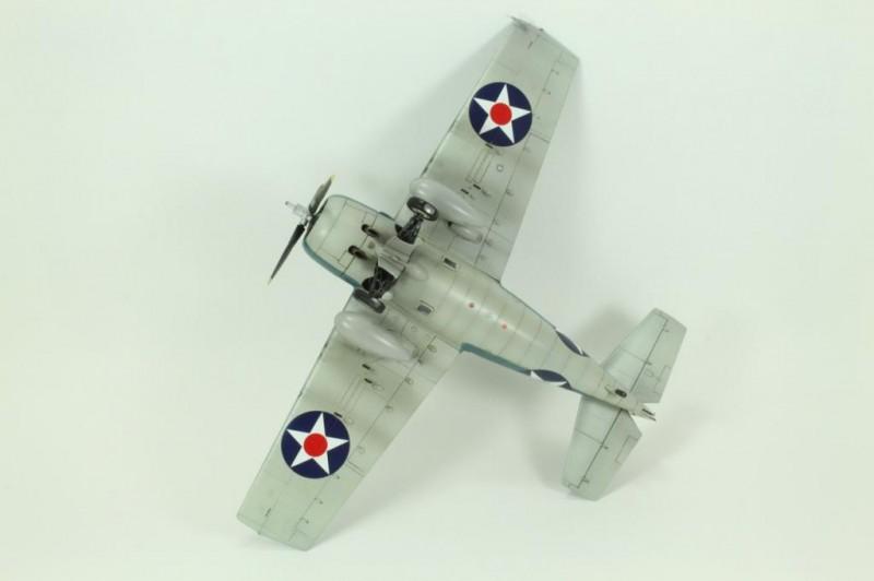Marek's Tamiya 1:48 Grumman F4F-4 Wildcat_013