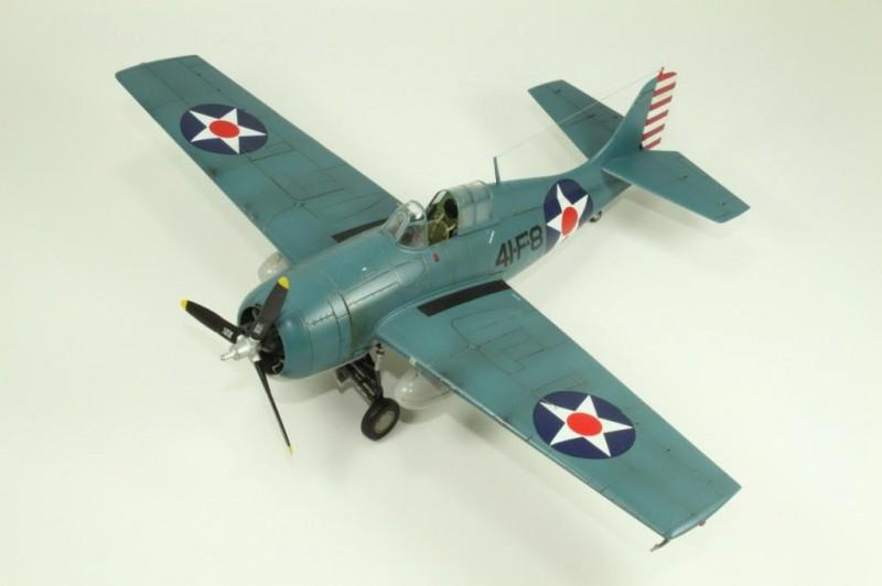 Marek's Tamiya 1:48 Grumman F4F-4 Wildcat_014