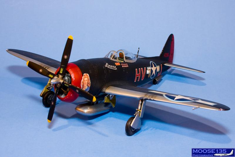 P-47M Port Frt, John Musolino Picture