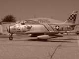 cropped side port sepia