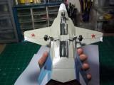 Mig-37 belly