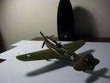 P-40 three quarther port