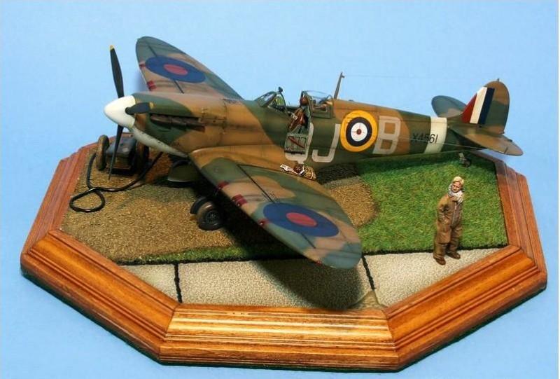Spitfire No.92 Squadron