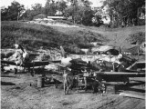 1943 Servicing Area