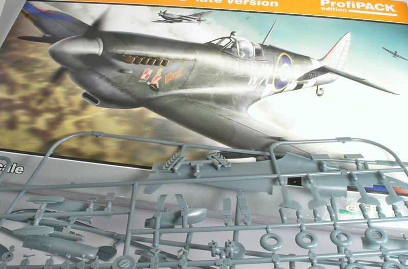 Imodeler Review Eduard 1 48 Spitfire Mk Ixc Late Version Imodeler