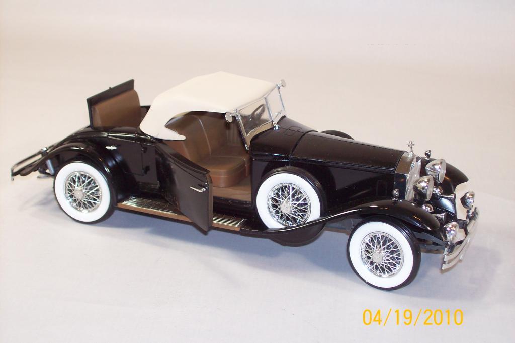 1931 Rolls Royce Phantom Ii Convertible Imodeler