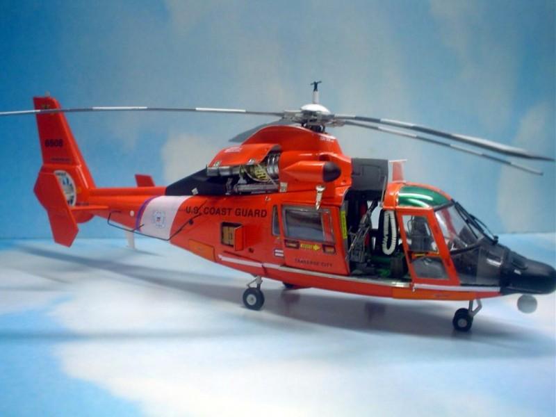 Us Coast Guard Mh 65c Imodeler