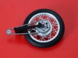 Honda rear wheel and chain