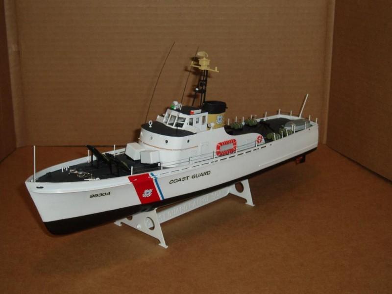 Lindberg Coastal Patrol Boat  & PGM 001