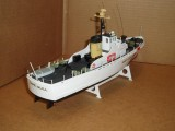 Lindberg Coastal Patrol Boat  & PGM 006