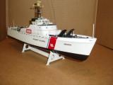 Lindberg Coastal Patrol Boat  & PGM 009