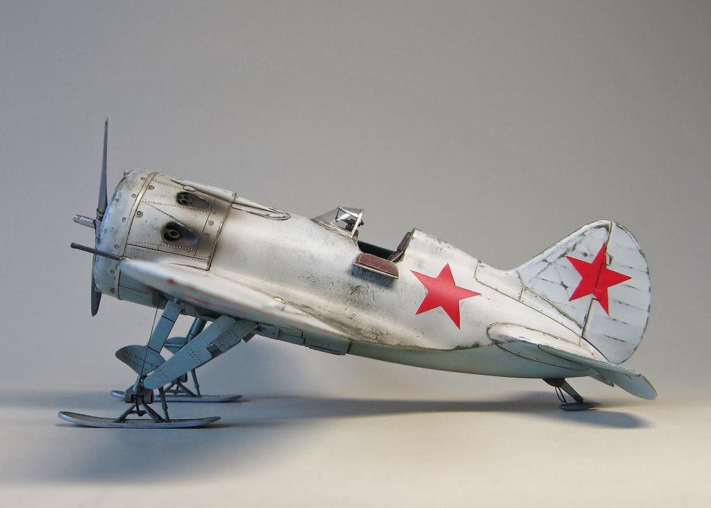 Acrylic Enamel Paint >> Eduard 1/48 Polikarpov I-16 type 17 | iModeler
