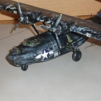 1-72 Academy PBY Black Cat 001