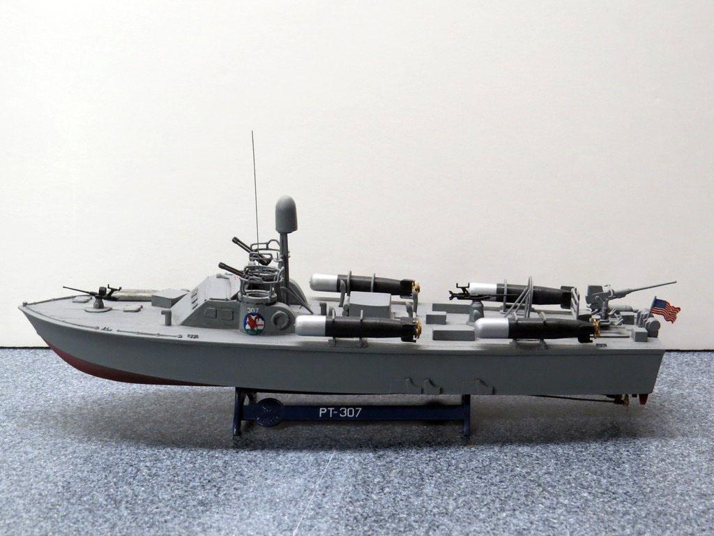 Higgins PT Boat 1/72 Scratch Built | iModeler