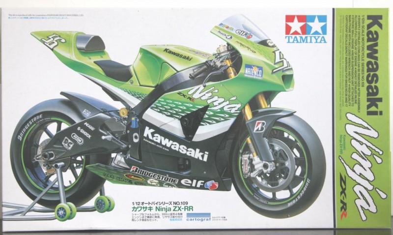 Kawasaki box art