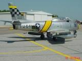 color f 86 rear with hangar good