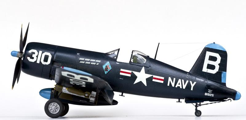1 48 hasegawa f4u 4 corsair imodeler. Black Bedroom Furniture Sets. Home Design Ideas