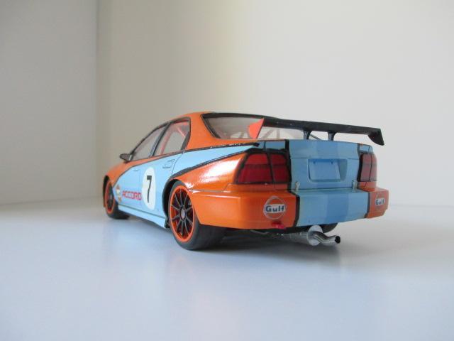 1/24 Tamiya 1996 JACCS Honda Accord   iModeler