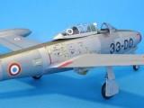 32 F-84G de la 33 en finale 6