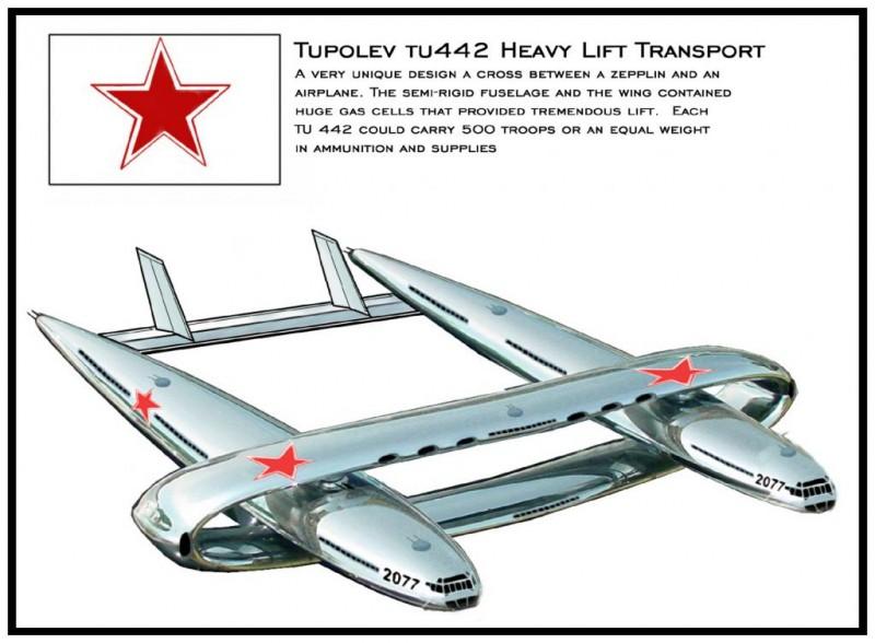AH  Tupolev tu 422