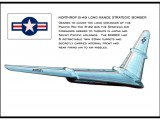 AH US  Northrop B-49 Bomber
